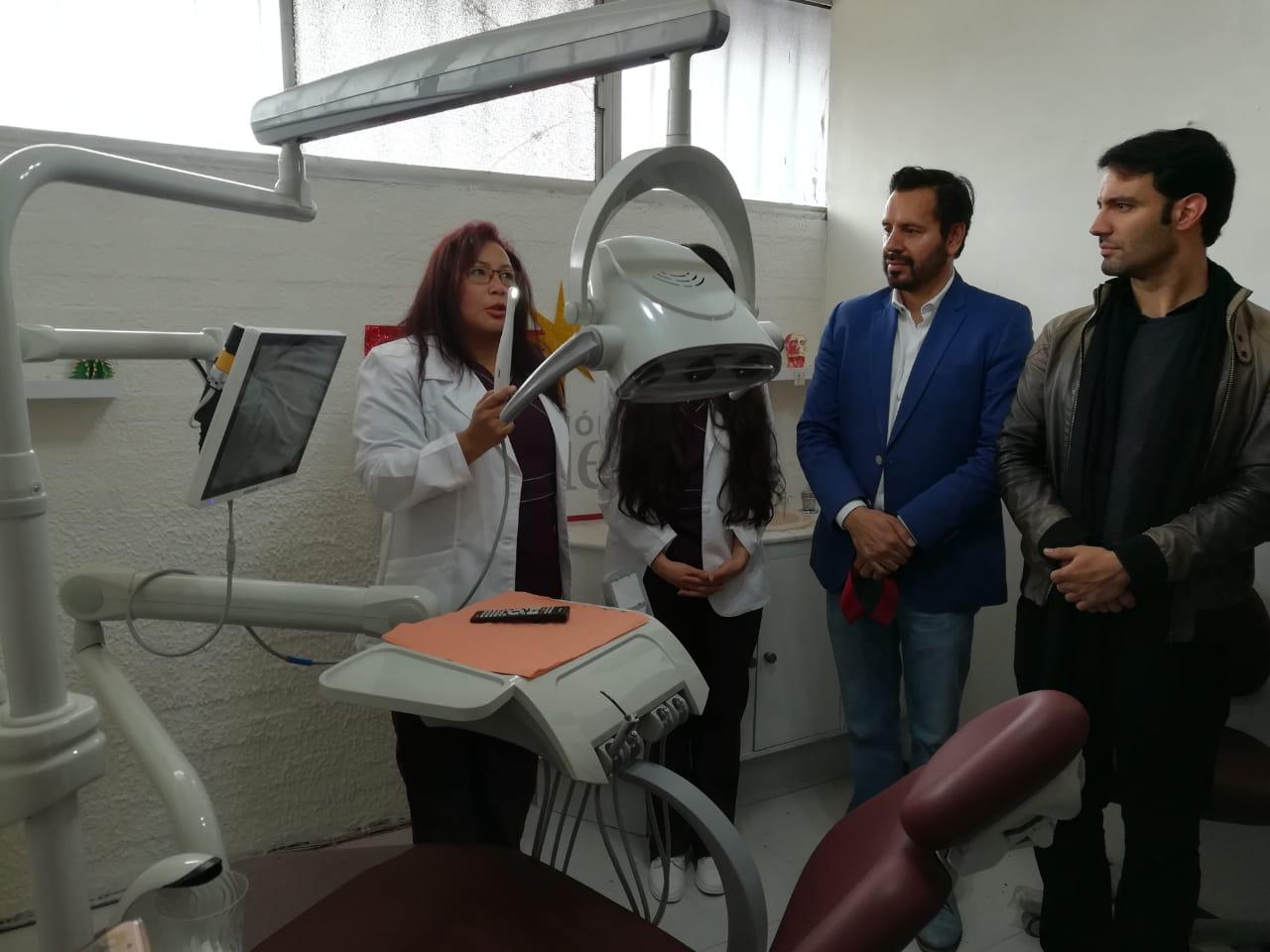 Consultorio Odontológico Centro Comunitario Juan Diego, I.A.P.